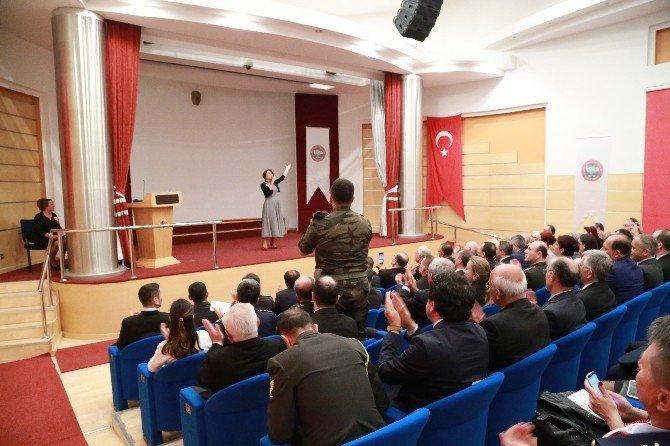 TSK Rehabilitasyon Ve Bakım Merkezi'nin 16'ıncı Kuruluş Yılı Kutlandı