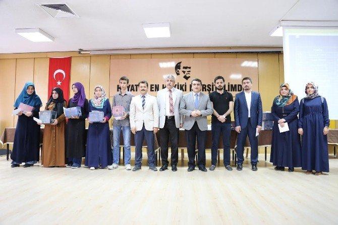 Öğrenciler Arası Ödüllü Bilgi Yarışmalarının Finali Yapıldı