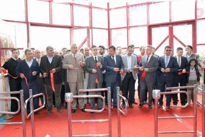 Yozgat 7. Tarım Fuarı açıldı