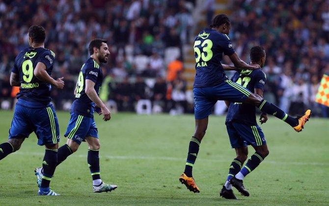 Torku Konyaspor: 0 - Fenerbahçe: 3