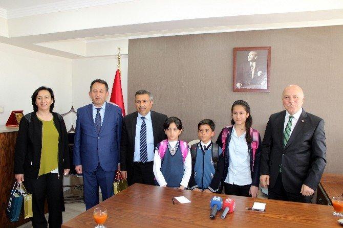 Büyükşehir'in Küçük Başkanından Talimatlar