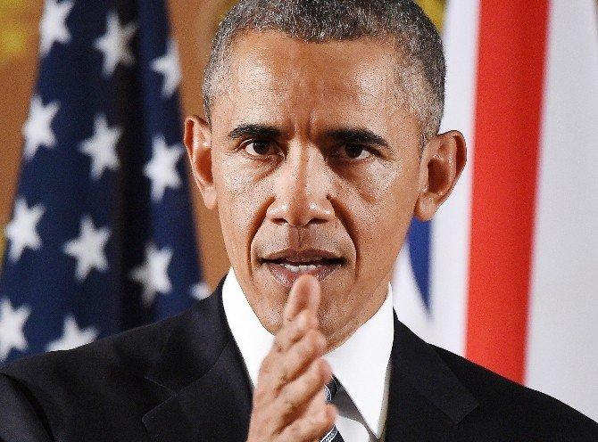 """Obama 1915 Olaylar İçin """"Büyük Felaket"""" Dedi"""