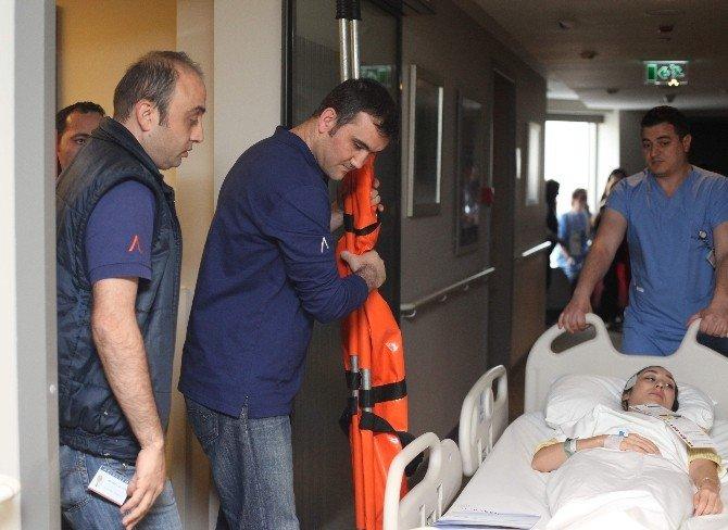 Acıbadem Ankara Hastanesi Başarılı Tatbikatlarına Devam Ediyor