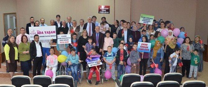 Adayaşam Özel Eğitim Ve Rehabilitasyon Merkezi Öğrencilerinden Başkan Öztürk'e Ziyaret