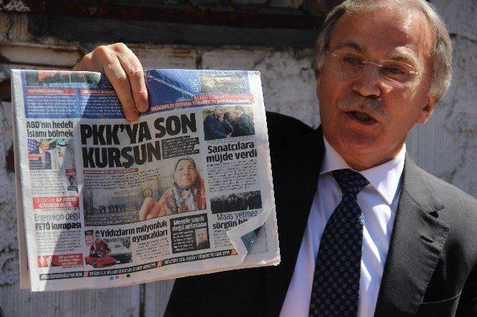 AK Partili Şahin'den Kılıçdaroğlu'na Kabadayı Göndermesi