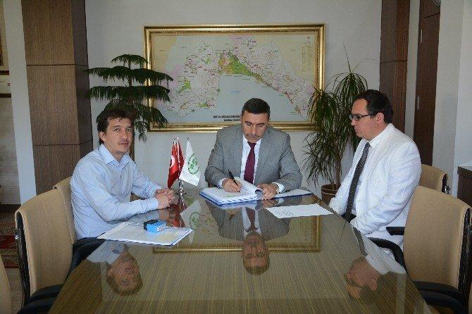 Antalya'da 11 Yeni Projenin Sözleşmesi İmzalandı