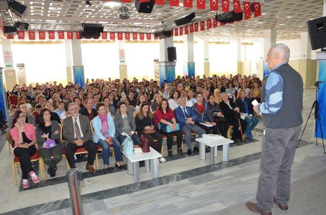 Prof. Dr. Cüceloğlu Çorlulular İle Buluştu