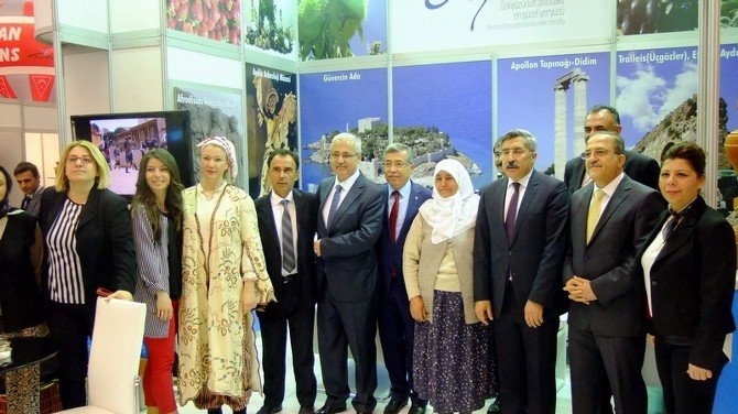 Aydın, Travel EXPO Ankara Turizm Fuarı'nda Tanıtılıyor
