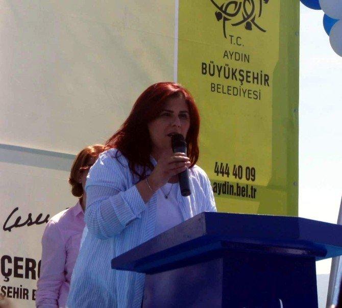 Başkan Çerçioğlu, Bozdoğan'da Yerel Ürünlere Sahip Çıktı