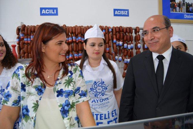Aydın Büyükşehir Belediyesi bünyesindeki AYBEL A.Ş.'ye operasyon