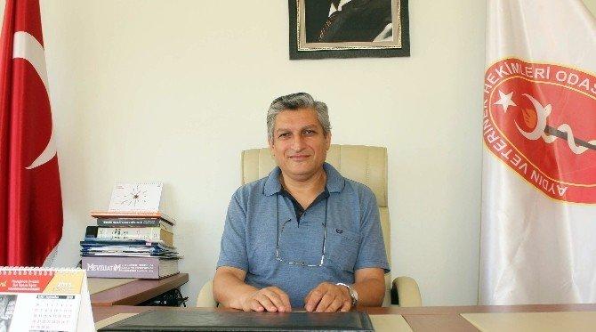 Veteriner Hekimler Odası Başkanı Uçmaklıoğlu: Koçarlı'daki Uygulama Yasaya Aykırı