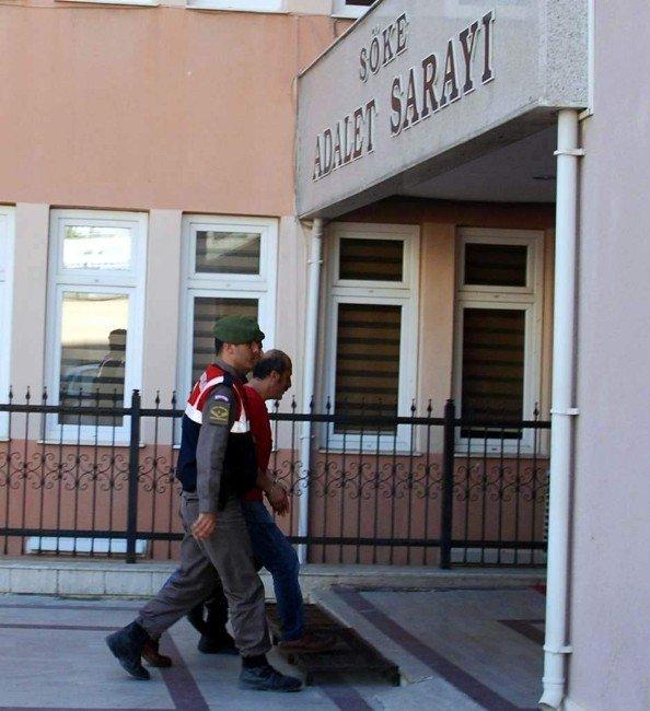 Söke'de 8 Ayrı Suçtan Aranan Şüpheli Jandarmadan Kaçamadı