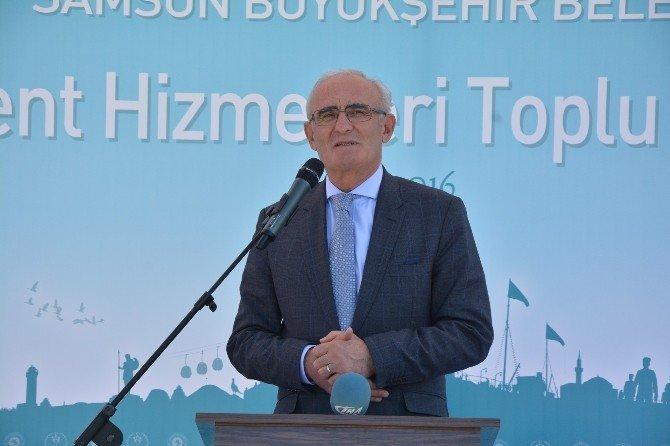 """Bakan Kılıç: """"Başkanlık Sistemiyle Türkiye'nin Önünün Açılacağına İnanıyoruz"""""""