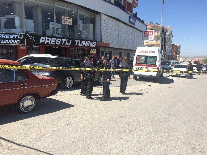 Başkent'te İş Yerine Silahlı Baskın: 6 Yaralı