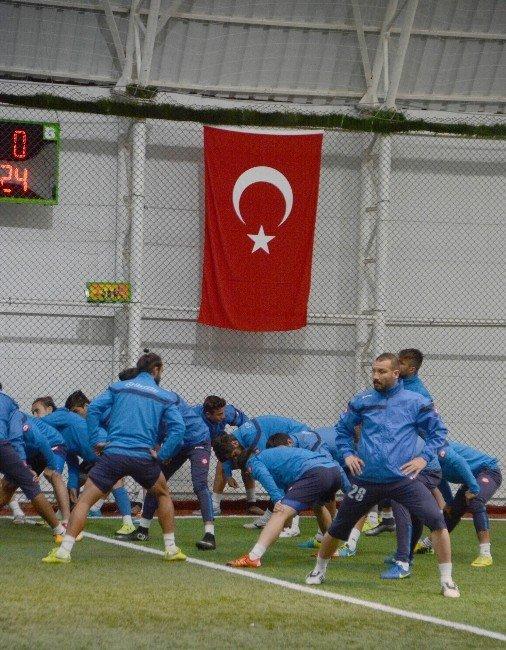 """Bb Erzurumspor Teknik Direktörü Yıldırım: """"Tire'yi Yenip, Şampiyon Olarak Döneceğiz"""""""