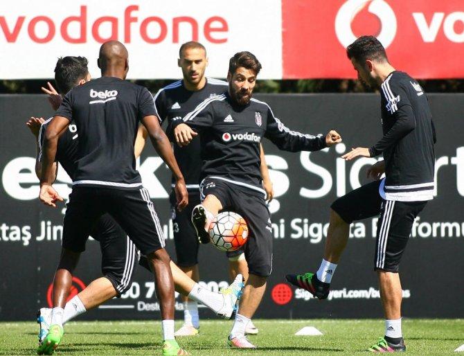 Beşiktaş, Akhisar Belediyespor maçı hazırlıklarını tamamladı