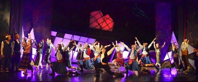 'Bursa Festivali'nde 55. Yıl Coşkusu