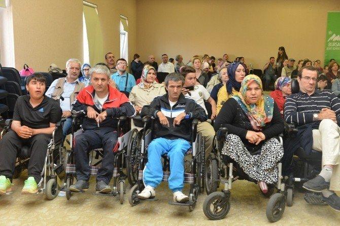 Bozbey Engellilere Yönelik Yeni Projeleri Anlattı