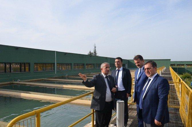 Bursa'nın Su Denetim Çalışmalarına Tam Not