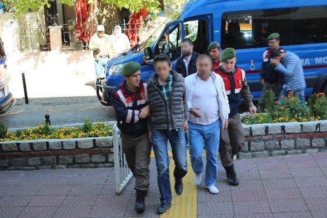 Göçmen Kaçakçılığı Operasyonunda 11 Gözaltı