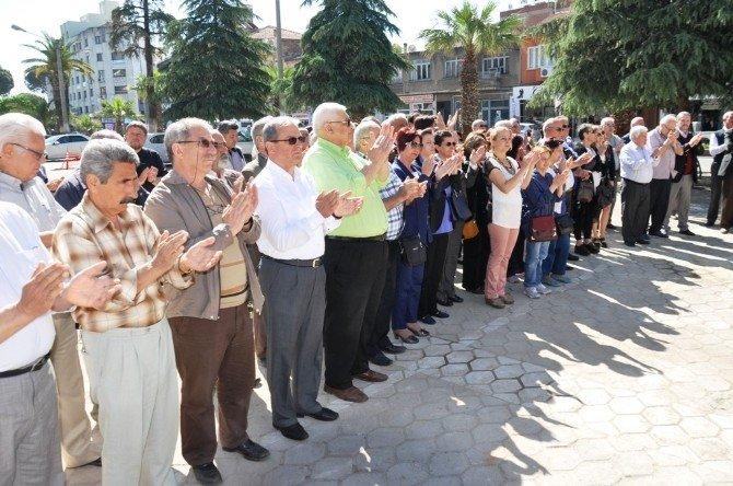 CHP Ödemiş 23 Nisan'ı Erken Kutladı