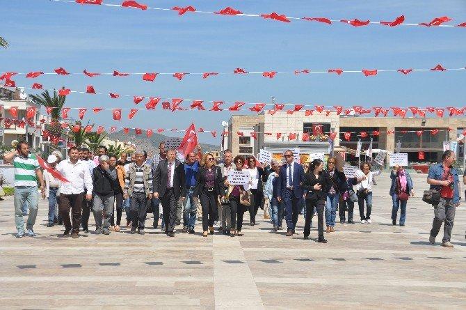 CHP'li Kadınlardan İstismar Açıklaması