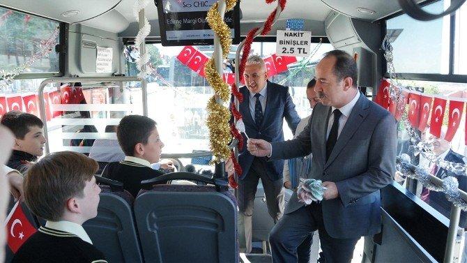 Çocuk Otobüsü Yollarda