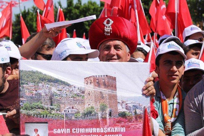 """Cumhurbaşkanı Erdoğan: """"Türkiye, Er Geç Olimpiyatları Da Alacak"""""""