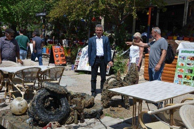 Dalyan Kanalının Su Altı Envanteri Çıkarılacak