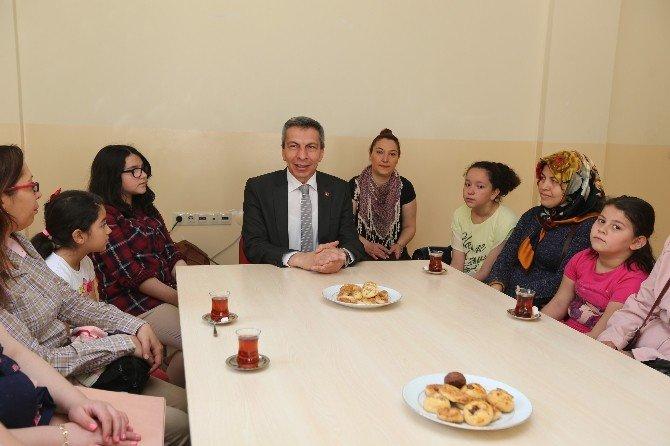 Çocuk Meclisi Toplantısı Yapıldı
