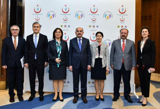 Bakan Müezzinoğlu, 'Diyabetle Kaliteli Yaşam' projesini tanıttı