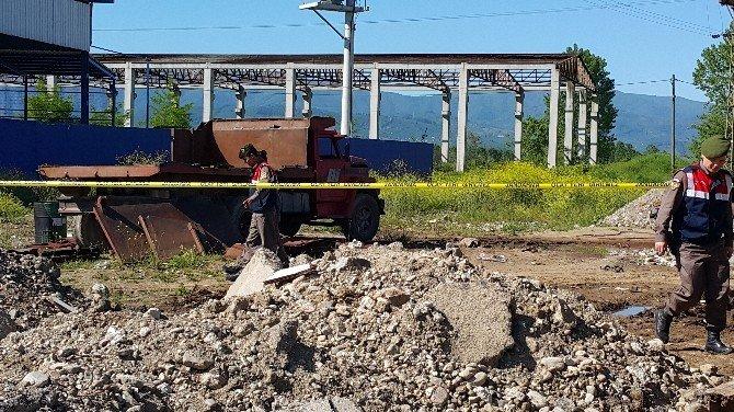Düzce'de Sanayi Sitesinde Patlama: 1 Ölü