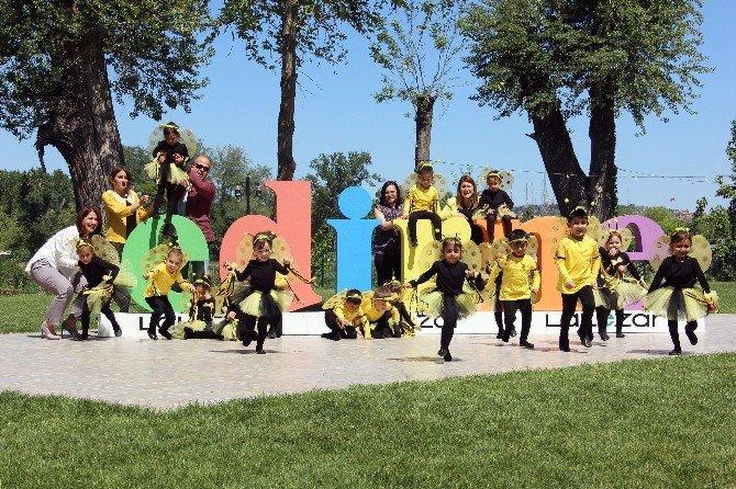 23 Nisan'ın Edirne'de En Renkli Hali