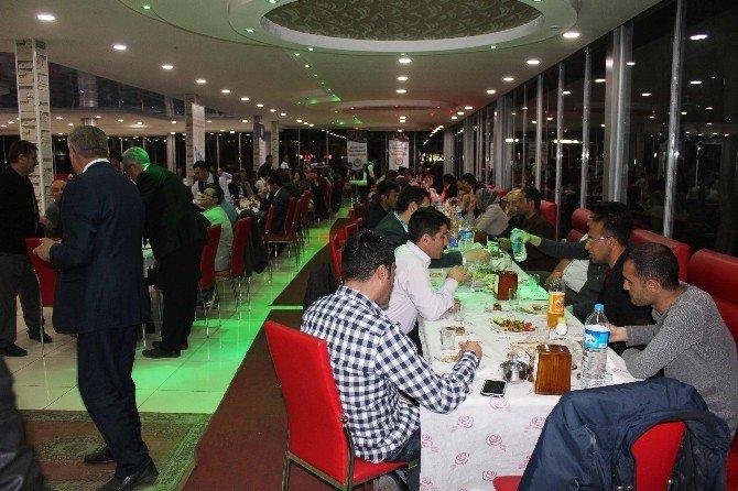 Eğitim-bir-sen Üyeleri Yemekte Buluştu
