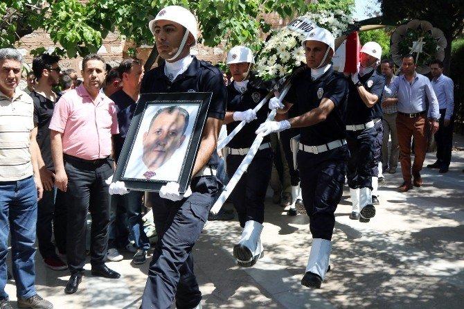 Akhisarlı Polis Son Yolculuğuna Uğurlandı