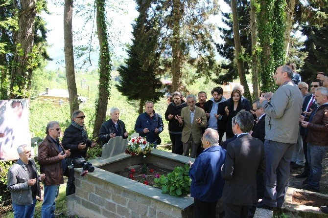 Gazeteci Ahmet Kayacık Ölümünün 2. Yıldönümünde Anıldı
