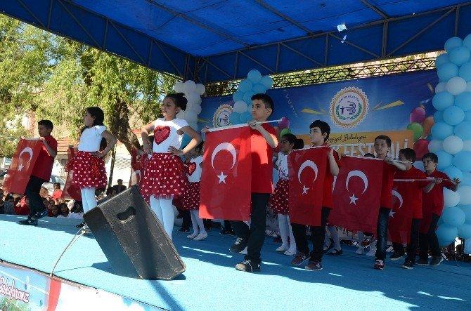 23 Nisan 4. Çocuk Festivali'nde Eğlence Tam Gaz