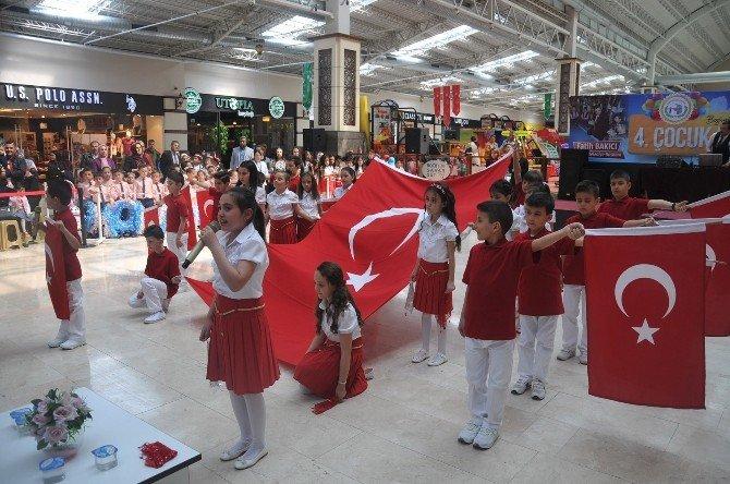 Bozüyük'te 23 Nisan 4. Çocuk Festivali Coşku İle Devam Ediyor