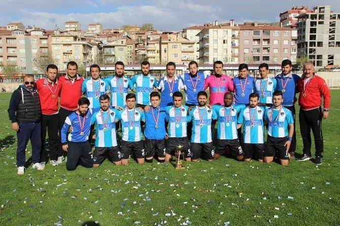 Nevşehir Spor, Çat Gençlik Spor İle Final Maçına Çıkacak