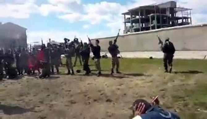 Operasyonu Tamamlayan Güvenlik Güçleri, Yüksekova'yı Marşla İnletti