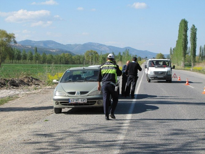 Hisarcık Polisinden Asayiş Uygulaması