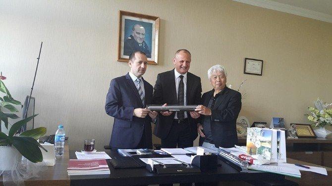 Ankara'da Hızlı Tren Temasları Yapıldı