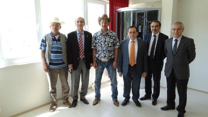 """Trabzon'a """"Kanadalı""""dan Turizm Yatırımı"""