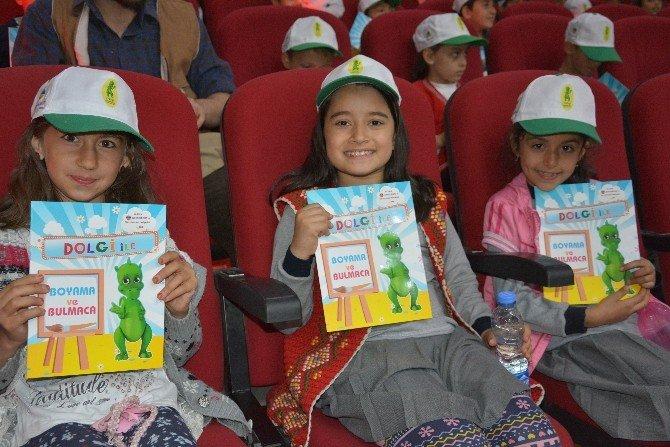 Çocuklar Dolgi İle Eğlenmeye Develi'de Devam Etti