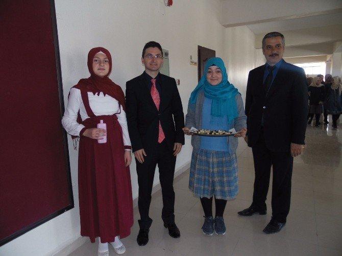 Bünyan'da Kutlu Doğum Kutlaması Yapıldı