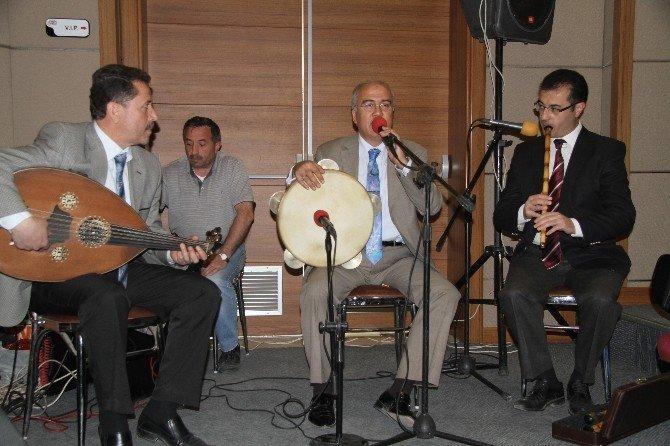 Kosb'da 'Hazreti Peygamber, Tevhit Ve Vahdet' Konulu Konferans