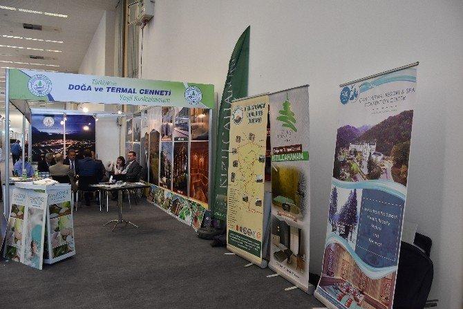 Kızılcahamam, Travel EXPO Fuarında Yerini Aldı
