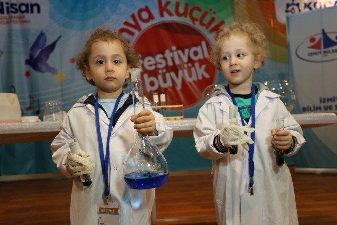 Dünya Çocukları 23 Nisan Coşkusunu Bilimle Kutluyor