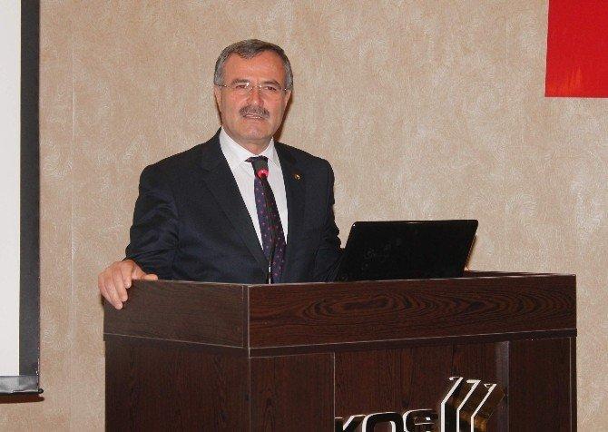 """Konya'da """"Otomotivde Eşdeğer Parça"""" Semineri"""