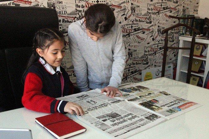 23 Nisan'da Gazeteyi Çocuklar Çıkaracak